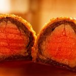 Beef wellington recipe with an Italian twist