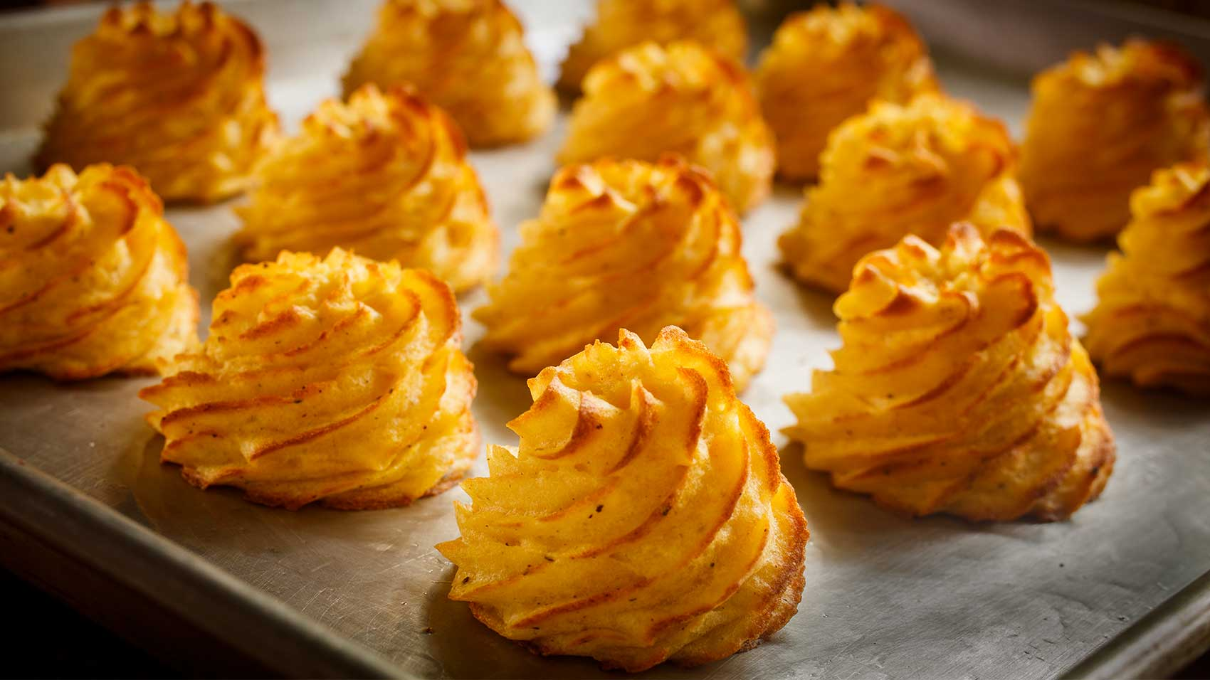 Pommes Duchesse - Easy Meals with Video Recipes by Chef