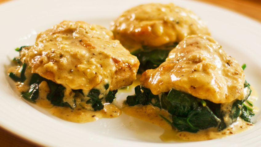 Best chicken Florentine recipe