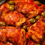 Spanish Style Chicken