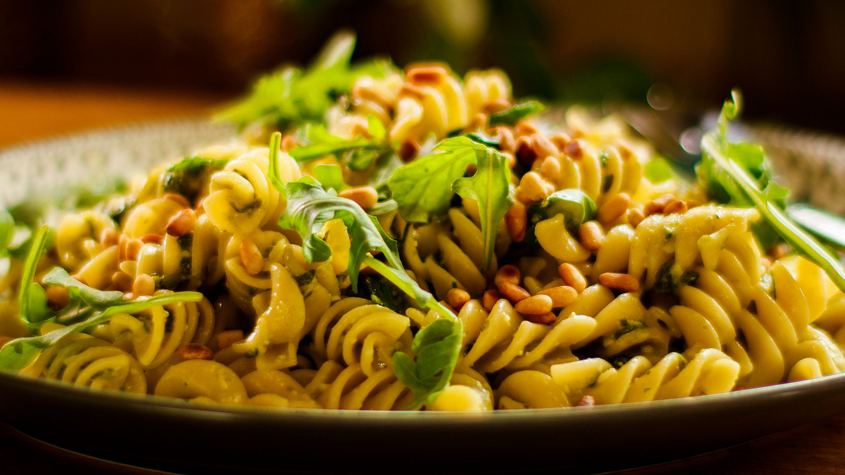 Fusilli Pesto Pasta Easy Meals With Video Recipes By