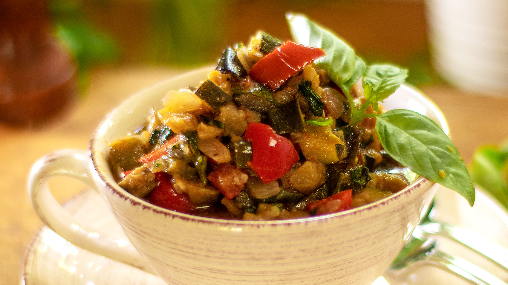 French Ratatouille Recipe From Provence Easy Meals With Video Recipes By Chef Joel Mielle Recipe30