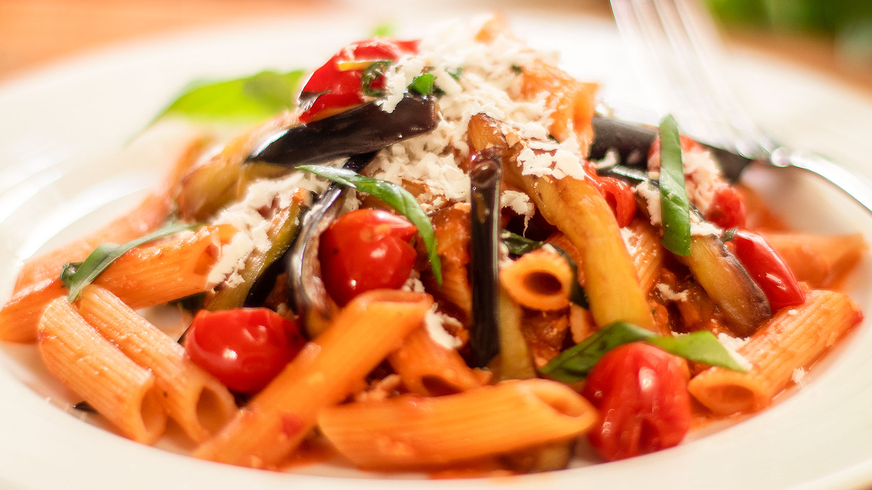 Pasta Alla Norma Easy Meals With Video Recipes By Chef