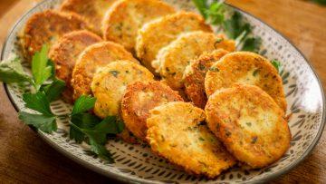 Cheesy-Potato-Croquettes