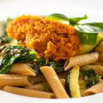 Healthy Wholemeal Vegetable Pasta