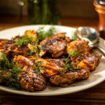 Garlic Grilled chicken