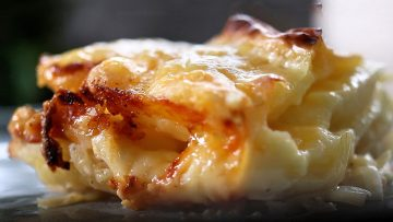 Potato Tartiflette